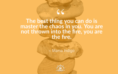 Weekly Quote ~ The best thing you can do is…